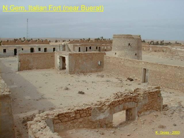 Lrdg De Libyan Landscape
